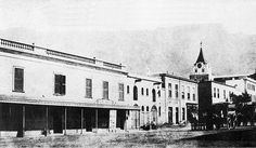 """When The Cape Argus opened its offices in 1857, its address read """"Heerengracht"""""""