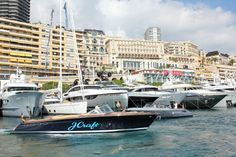 #Monaco #Yacht Show