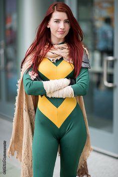 Hope Summers cosplay