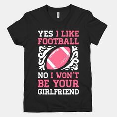 I completely feel this Football Boyfriend, Football Shirts, Football Baby, Football Season, Pretty Outfits, Cute Outfits, Football Design, Best Tank Tops, Princess Outfits