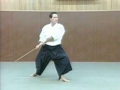 Waki kamae = bokken Aiki ken techniques