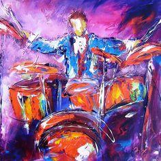 jazz drum art - Google Search