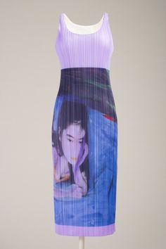 "Dress from 'Pleats Please Issey Miyake Guest Artist Series No. 2"" Issey Miyake (Japan, born 1939) Nobuyoshi Araki (Japan, born 1940) 1997"