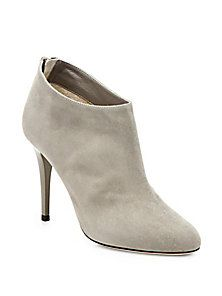 Jimmy Choo - Mendez Suede Ankle Boots
