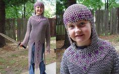 Girl Armor by RKHobbs on deviantART