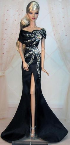 barbie doll evening dresses 12.14.6 qw