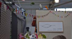 garlands renegade summer 2012 Felt Hair Accessories, Flower Garlands, Felt Flowers, Modern Living, Three Dimensional, Needle Felting, Wool Felt, Shapes, Handmade Gifts