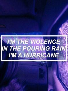 hurricane- halsey