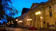 Opera Śląska w Bytomiu │ Silesian Opera│photo Henryk Puzio Concert Hall, Opera House, Around The Worlds, Houses, Mansions, House Styles, Decor, Homes, Decoration