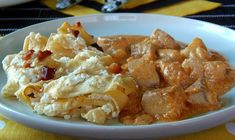 Fish Recipes, Potato Salad, Food And Drink, Chicken, Breakfast, Ethnic Recipes, Foods, Diet, Hungarian Cuisine