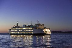 Mukilteo Lighthouse Festival Fireworks and Ferry | by i8seattle