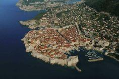 Walled City of Dubrovnik, Croatia