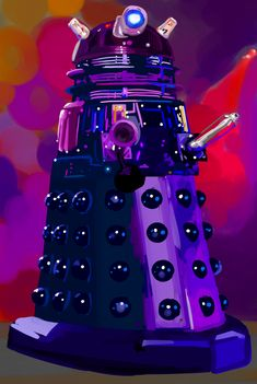 A dalek I made I Am The Doctor, Doctor Who Tv, Sci Fi Tv Shows, 13th Doctor, Best Sci Fi, Dalek, Torchwood, Time Lords, Dr Who