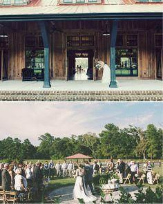 Charleston Weddings - Pepper Plantation - Sean Money + Elizabeth Fay