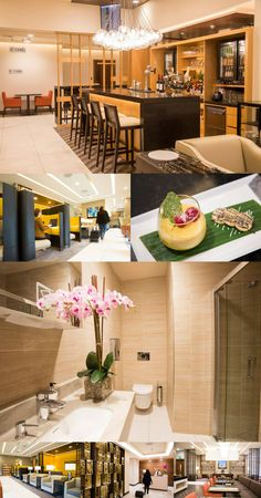 Singapore Airlines unveiled its brand new SilverKris Lounge within our award…