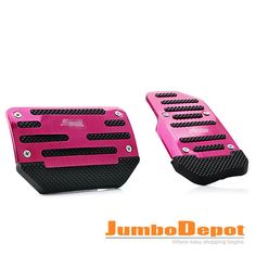 Love the pink but it's missing a pedal... Visit s at www.rvinyl.com to see 100s of great #Tuner Accessories and get the #JDM look.