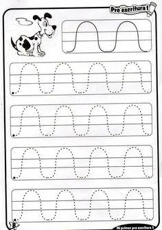 Preschool Writing, Kindergarten Learning, Free Preschool, Writing Activities, Preschool Activities, Kids Learning, Printable Preschool Worksheets, Worksheets For Kids, Free Printable