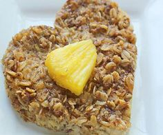 Apple Pie Baked Oatmeal - Chocolate Covered Katie