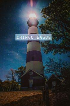 Chincoteague Island Print. #chincoteague #virginia