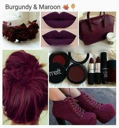 Love this color. Maybe not for my hair but still pretty.