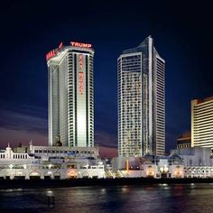 Trump Taj Mahal Atlantic City, NJ. Going here for a Motley Crue Concert. Can't wait!!!!