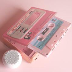 Imagem de pink, pastel, and vintage