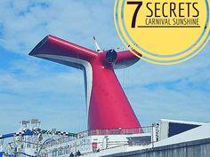 Secrets of the Carnival Sunshine