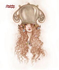 j david mckenney // aquarius. #aquarius #astrology #zodiac