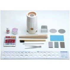 Other Jewelry Making Kits 162102: Pmc3 Silver Art Clay Ring Pendant Making Tool Set Jewelry Kiln Kit Dvd -> BUY IT NOW ONLY: $88.5 on eBay!