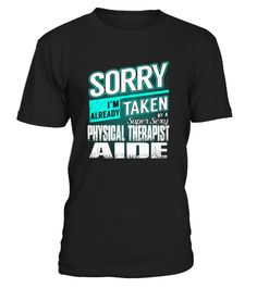 Shirt Physical Therapist Aide   Super Sexy front 2