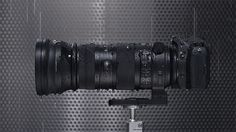 The Sigma 150-600mm F5-6.3 DG OS HSM | SPORTS lens. Weather-tough. Long reach, Optical Stabilizer. Highly Customizable. The new long-reach zoom champ is here.