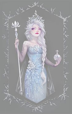"Coronation by Zae369.deviantart.com on @DeviantArt - Elsa from ""Frozen"""