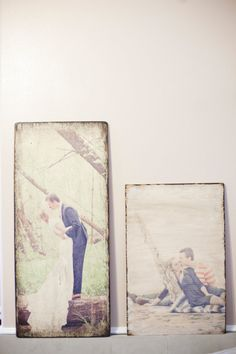 Personalized Rustic Image for your wedding