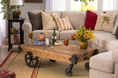 Best Farmhouse Living Room Furniture For Sale! Discover the best coffee tables, sofas, end tables, and more. Living Room Photos, Living Room Colors, Living Room Sets, Living Room Designs, Living Room Decor, Living Area, Rustic Living Room Furniture, Farmhouse Living Room Furniture, Furniture Decor