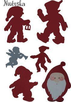 tonttu kaava - Google-haku Christmas Crafts To Make, Preschool Christmas, Christmas Activities, Christmas Elf, Christmas Humor, All Things Christmas, Christmas Decorations, Christmas Ornaments, Advent Calenders