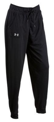 Under Armour Tech Sweatpants for Ladies - Black - XL