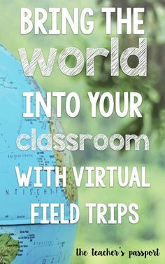 Bring the world into your classroom with virtual field trips (Freebie included… Sixth Grade Science, 6th Grade Social Studies, Teaching Social Studies, Teaching History, Teaching Tips, History Education, Teaching Geography, Geography Classroom, Gifted Education