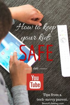 YouTube for Kids - How to Keep them Safe
