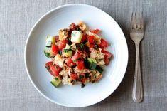 Gazpacho Panzanella Recipe on Food52 recipe on Food52