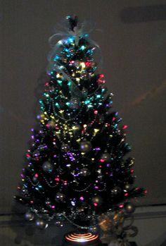 USB Fiber Optic Christmas Tree - Electronics 4 India | Electronic ...