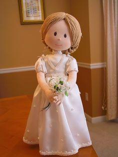 Mimin Dolls: Aprenda a fazer a cabeça da famosa boneca japonesa Ondori