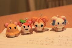 Hamtaro Characters