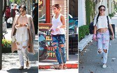 #TBT: 18 looks incríveis de street style da Vanessa Hudgens que você não lembrava mais! - Moda - CAPRICHO