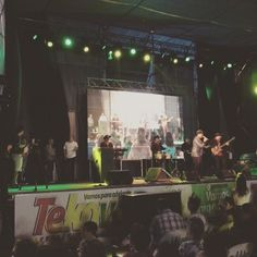 #YA los forasteros en vivo #imagenprimeroya #insta #Corrientes #TekovePoti