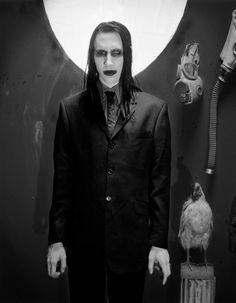 Marilyn Manson, Antichrist Superstar era
