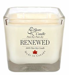Scented Soy Candles  Renewed by Skore Candle  14 oz Made with pure natural soywax Best for eliminating kitchen odor Infuse sweet fragrance into your living room dining area or entire home >>> Read more  at the image link.