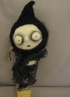 Little Grim Reaper - way too cute