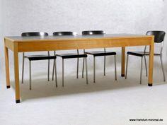 Ferdinand Kramer für die Goethe Universität Frankfurt 1960 1 von 20 Eron Stuhl
