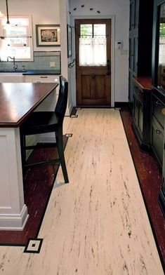 Resilient Flooring For Old Houses