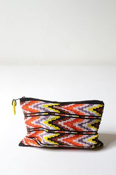 South American Beaded Purse